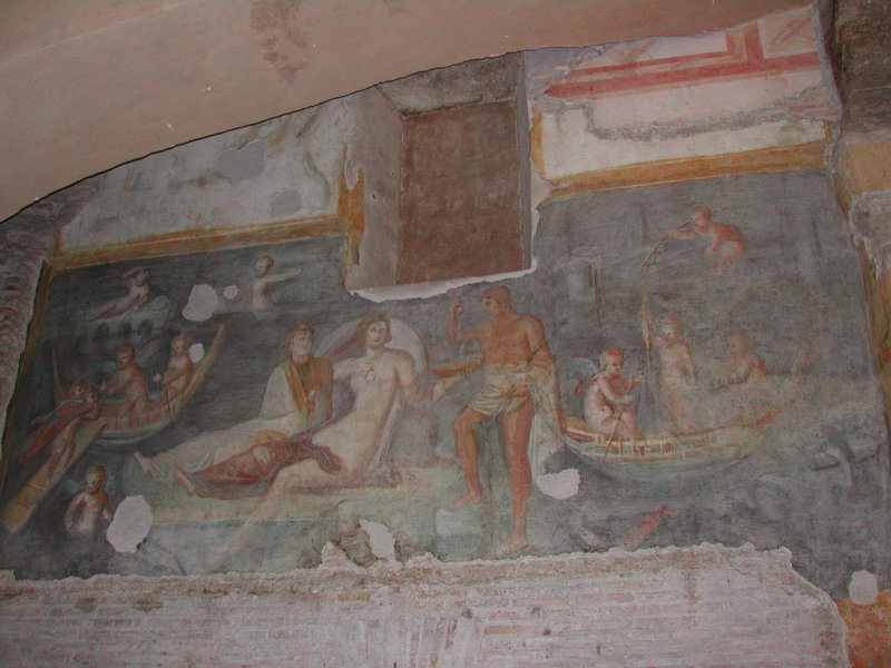 Il Ninfeo Del Celio Una Guida Turistica A Roma
