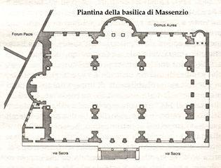 BASILICA-OF-MAXENTIUS,-SYMBOL-OF-THE-ROMAN-FORUM