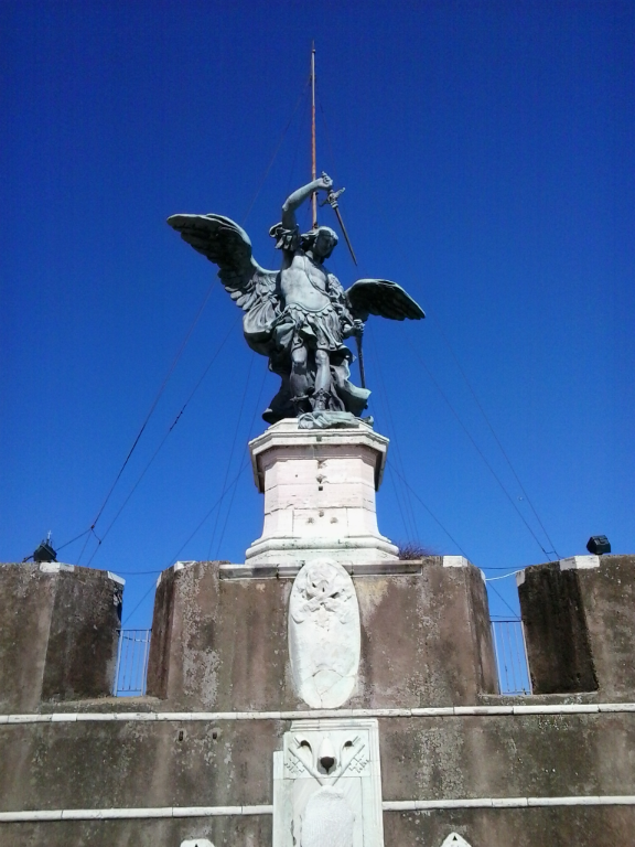 THE-ANGEL-OF-ROME,-OF-THE-POPE-AND-OF-THE-CASTLE