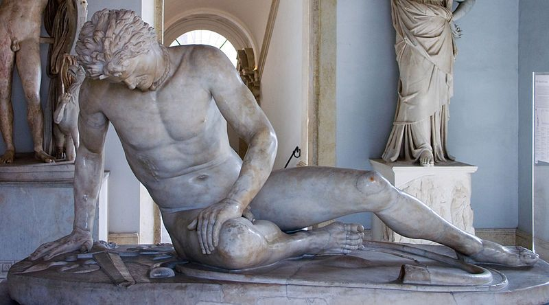 THE-DYING-GALATA-AT-THE-CAPITOLINE-MUSEUMS
