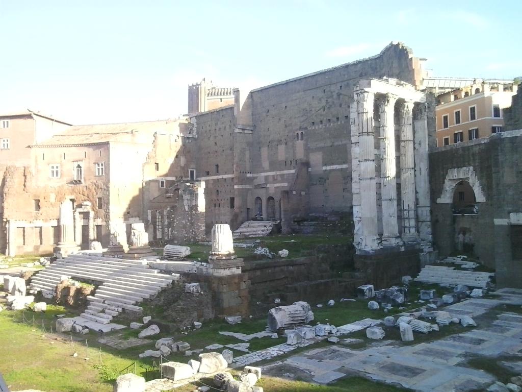 THE-FORUM-OF-AUGUTUS-IN-ROME